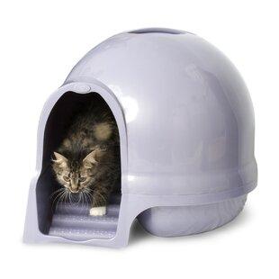 Dome, Cleanstep Cat Litter Box Enclosure