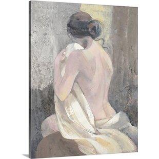 After The Bath II Albena Hristova Painting Print