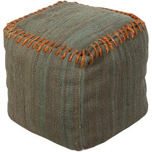 Romy Cube Pouf Ottoman by World Menagerie