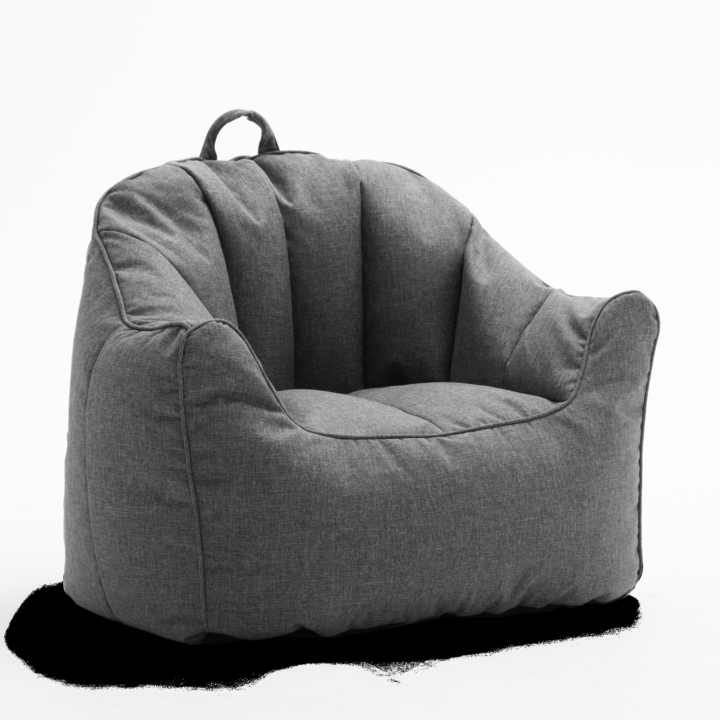 Tremendous Comfort Research Big Joe Lux Hug Medium Bean Bag Chair Ibusinesslaw Wood Chair Design Ideas Ibusinesslaworg