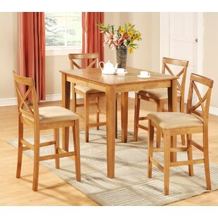 Bar Height Kitchen Table Set | Wayfair