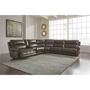 Red Barrel Studio Tallgrass Reclining Sectional Image