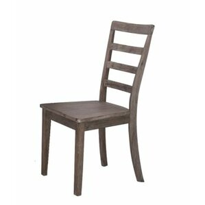 Kittredge Solid Wood Dining Chair (Set of 2) by Loon Peak