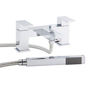 Zweigriff-Badewanne Wasserhahn Aufputz Element v..
