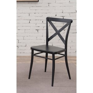 Tawnya Industrial Dining Chair (Set of 2) by Darby Home Co