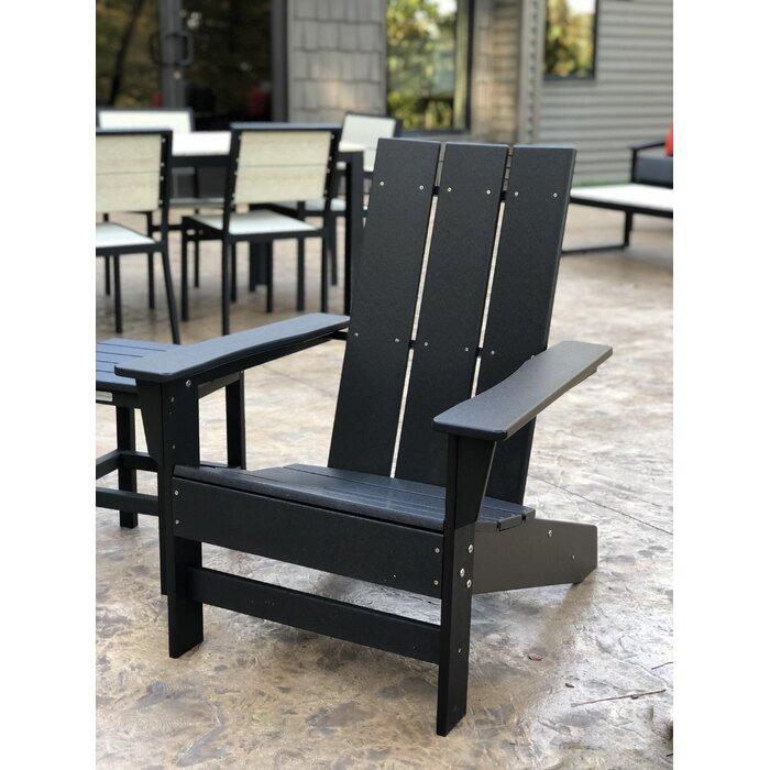 Merveilleux Oakdale Plastic Adirondack Chair