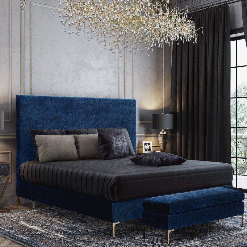1c266baf9a Wayfair | Everly Quinn Laxman Upholstered Platform Bed