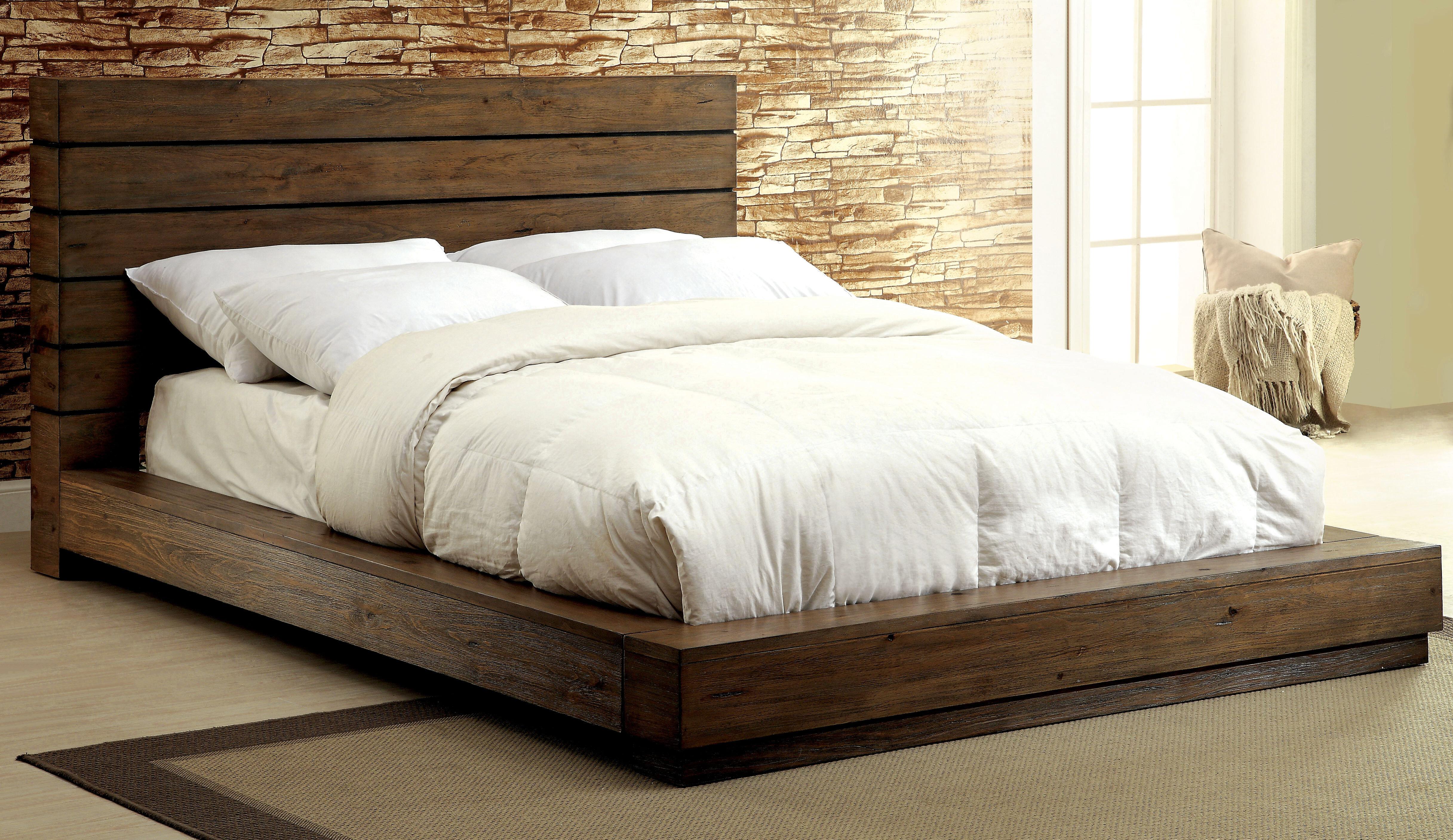 Trent Austin Design Highwood Platform Bed & Reviews | Wayfair