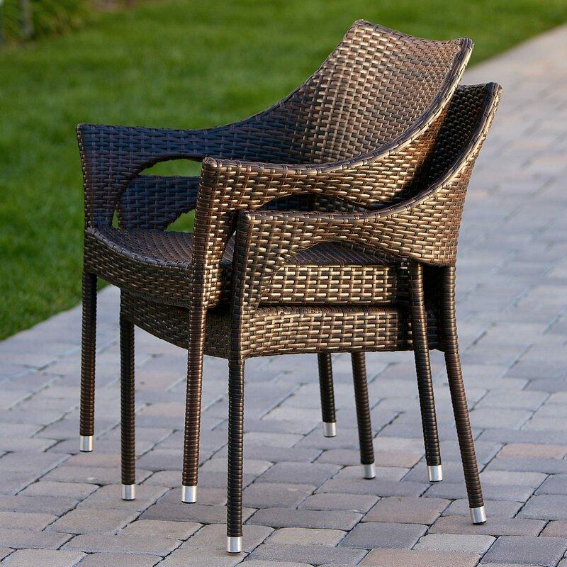 Mercury Row Danna Patio Chair & Reviews | Wayfair