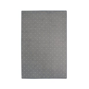 Brooklyn Grey Rug by Charlton Home