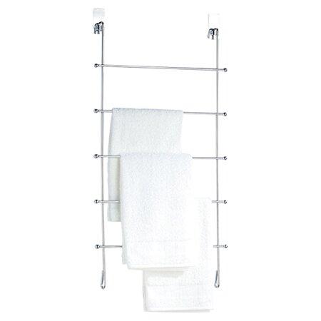 Nice Behind Door Towel Rack | Wayfair