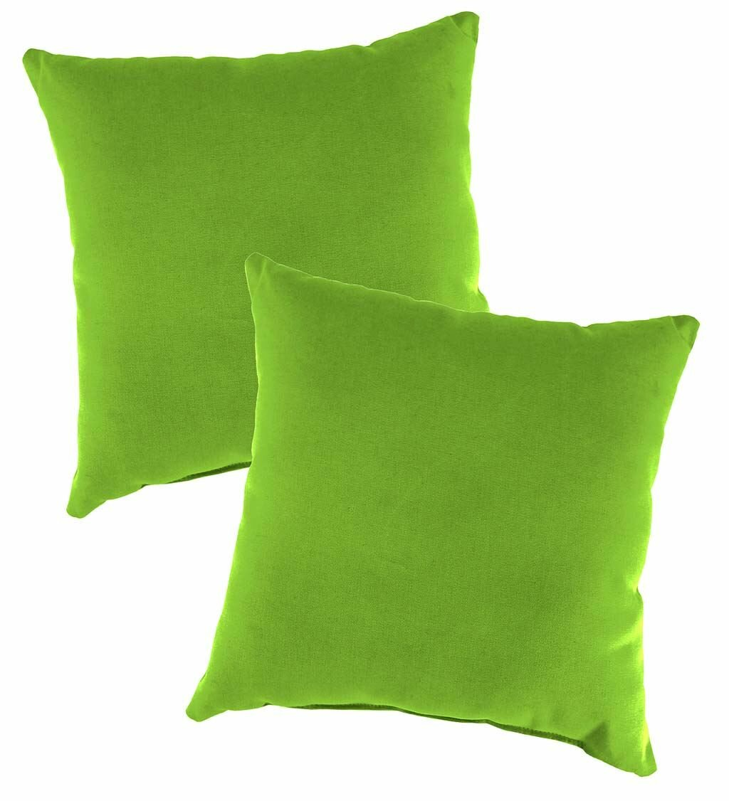 Plow Hearth Rope Hammock Swing Indoor Outdoor Throw Pillow Wayfair
