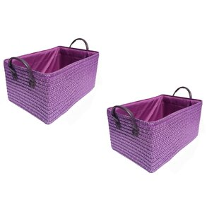 f5531b652eb Purple Baskets   Boxes You ll Love