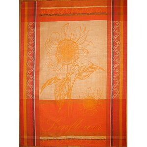Sunflower Tea Towel (Set Of 2)