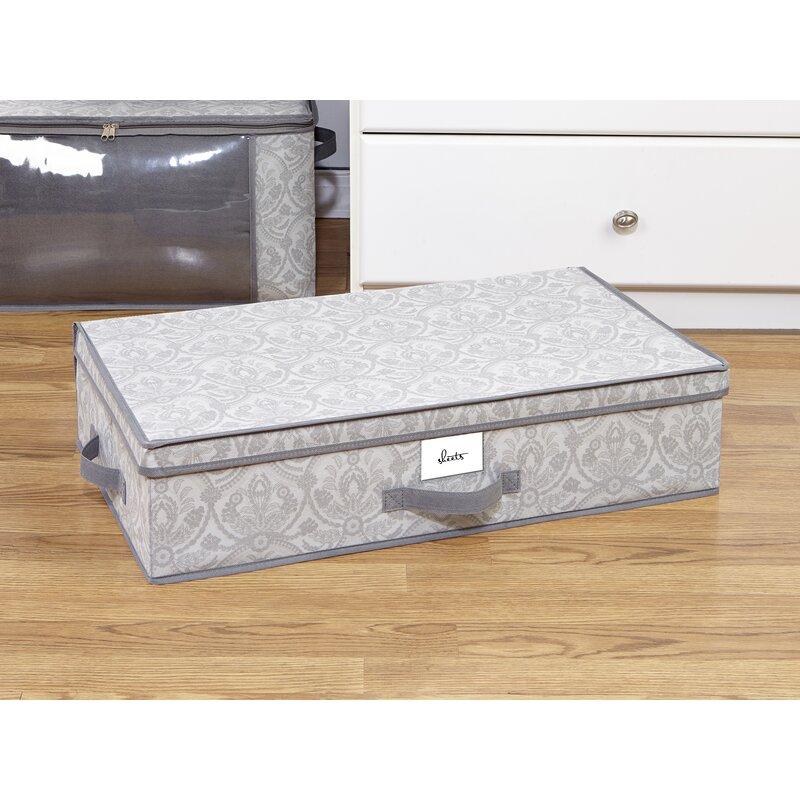 Non Woven Under The Bed Storage Box