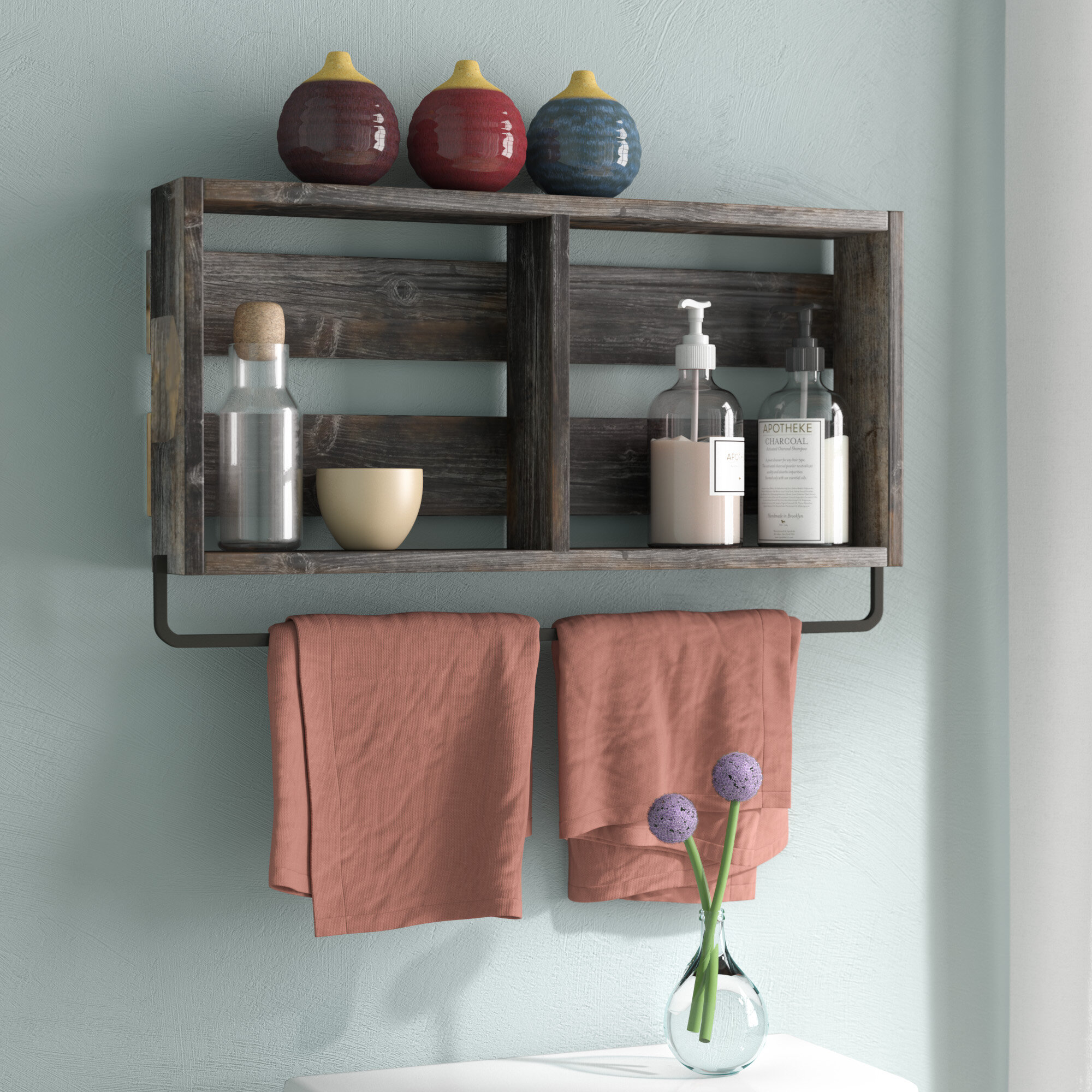 b architonic living product com oak ferm shelves en from by shelf smoked