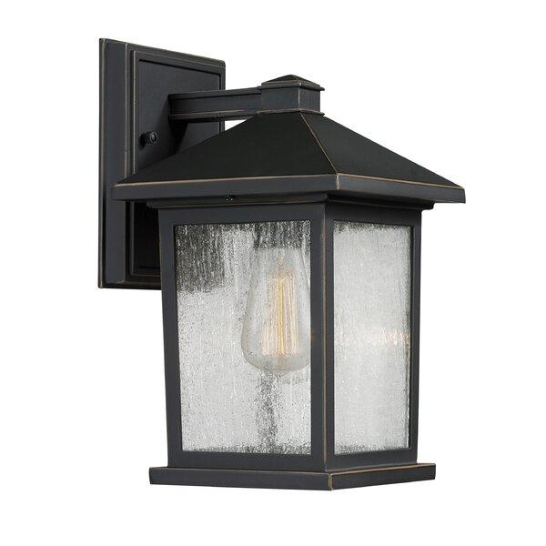 Leroy coastal 1 light outdoor wall lantern reviews for Sofa exterior leroy