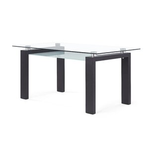 Glass Dining + Kitchen Tables