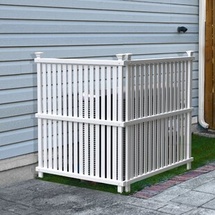 4 Ft. H X 6 Ft. W Wilmington Fence Panel (Set Of 2). By Zippity Outdoor  Products