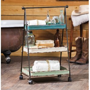 Farina 3 Tier Bar Cart