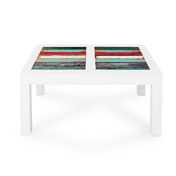 Ecochic Lifestyles Catch 22 Reclaimed Wood Coffee Table