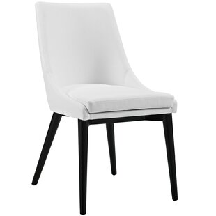White Upholstered Chair | Wayfair
