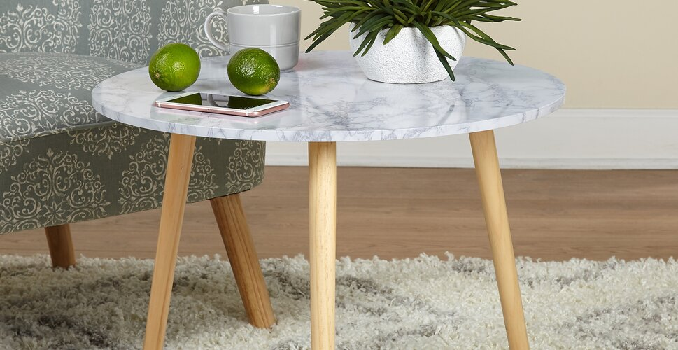 Round Coffee Tables In Every Style
