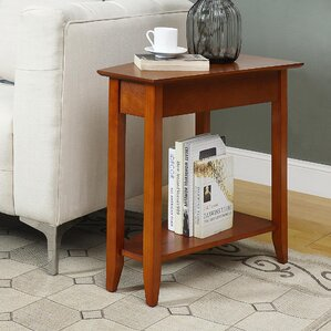 Randel Wedge End Table by ..