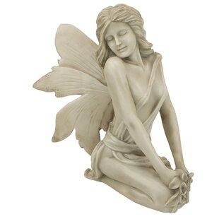 The Enchanted Garden Fairies Statue