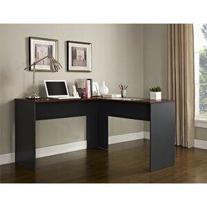 Christine L Shape Computer Desk
