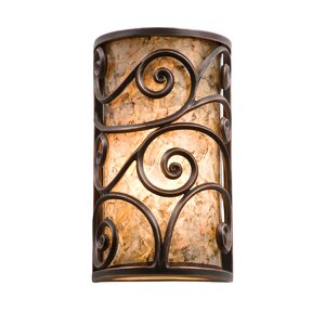 Windsor 1-Light Wall Sconce with Shade