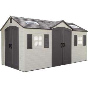 Garden Sheds 7 X 9 storage sheds you'll love | wayfair