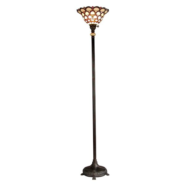 dale peacock floor lamp reviews torchiere parts ikea with task light