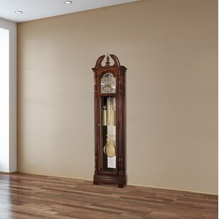 Grandfather Clock Curio | Wayfair
