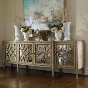 Mirrored Sideboard Buffet Tables Youll Love