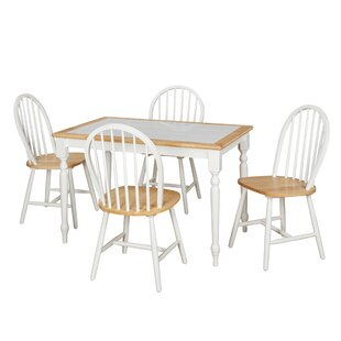 Trinidad 5 Piece Dining Set