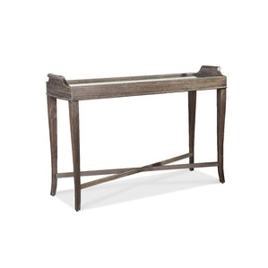 pond brook console table