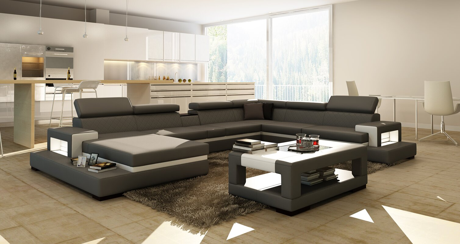 Sophia Reclining Sectional : hokku sectional - Sectionals, Sofas & Couches