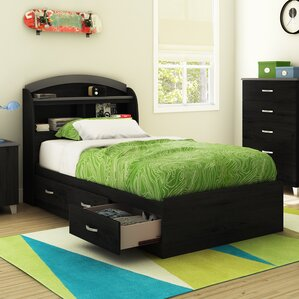 lazer twin mateu0027s bed with storage