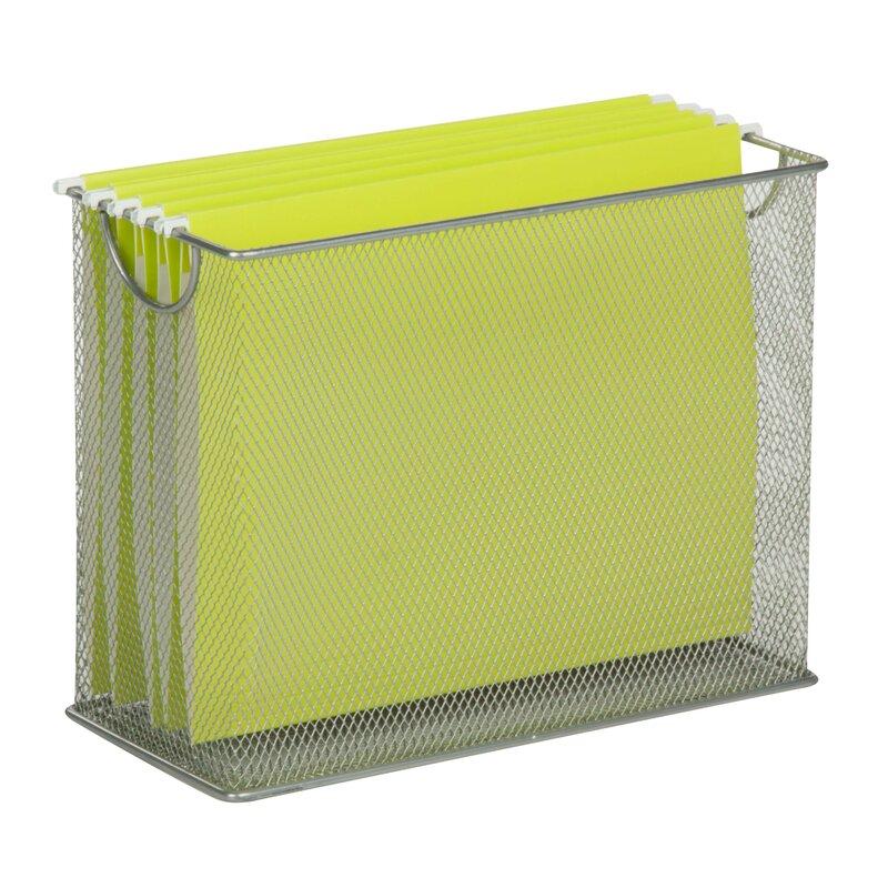 Rebrilliant Table Top Hanging File Organizer & Reviews | Wayfair