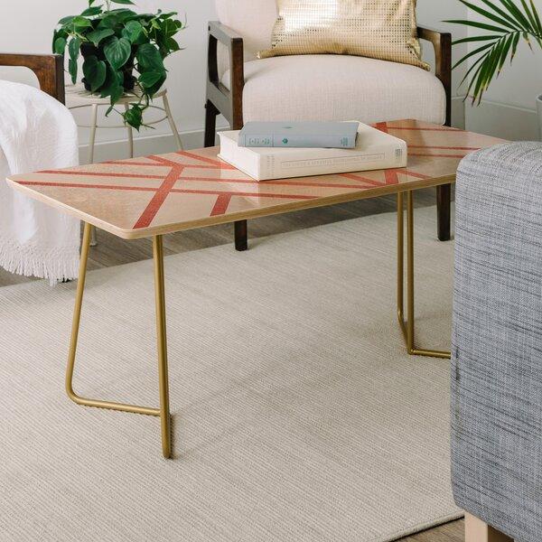 Art Deco Coffee Table   Wayfair