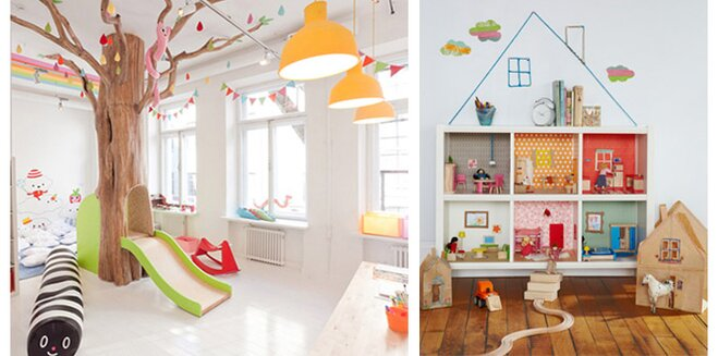 Creative Kids\' Playroom Decorating Ideas | Wayfair