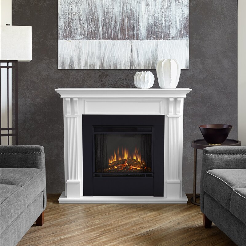 Real Flame Ashley Electric Fireplace & Reviews | Wayfair