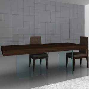 Corona Modern Dining Table by Brayden Studio