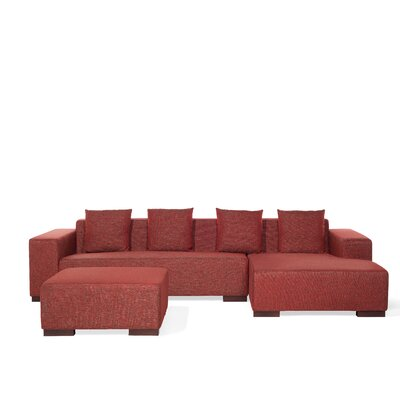 Brayden Studio Checketts Sectional