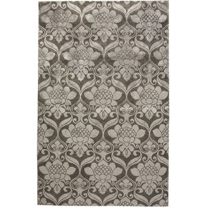 Warud Hand-Knotted Gray Area Rug
