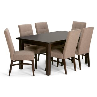 Bostrom 7 Piece Dining Set