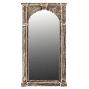 Mercury Glass Floor Mirror | Wayfair