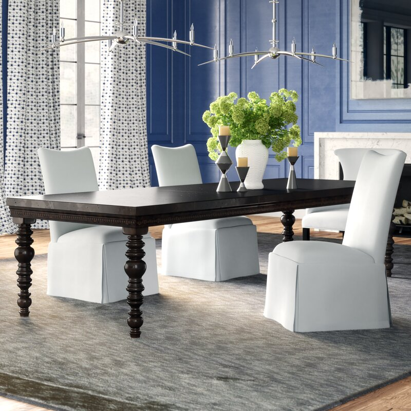 Tommy Bahama Home Kingstown Extendable Dining Table Reviews Wayfair