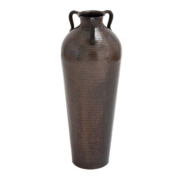 Galvanized Metal Flower Vase Wayfair